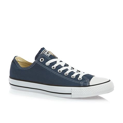 converse all ox shoes navy free uk delivery on