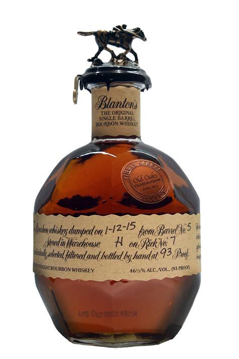 bourbon barrels for blanton s single barrel bourbon bottled for oaks cigar