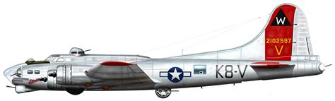 image b 17 flying fortress paint schemes