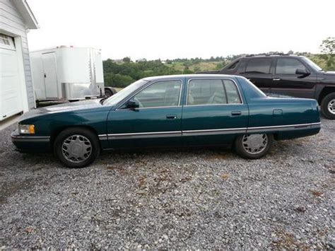 1995 cadillac concours sell used 1995 cadillac concours low clean