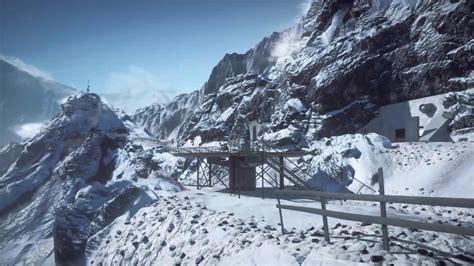 battlefield  multiplayer trailer shows  maps intense