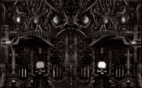 Room 606 Horror by Horror Sci Fi Skull Wallpaper 1680x1050