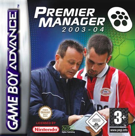emuparadise my boy premier manager 2003 04 e zbb rom