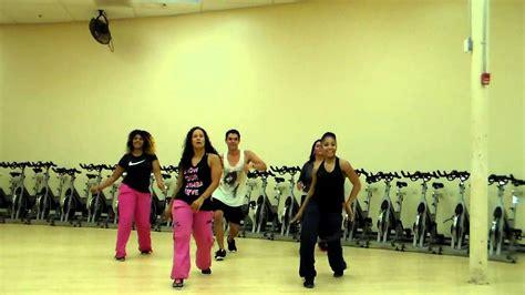 tutorial zumba bailando zumba quot te veo bailando quot youtube