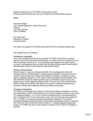 email format genentech fillable online sle of appeal letter for actemra v7