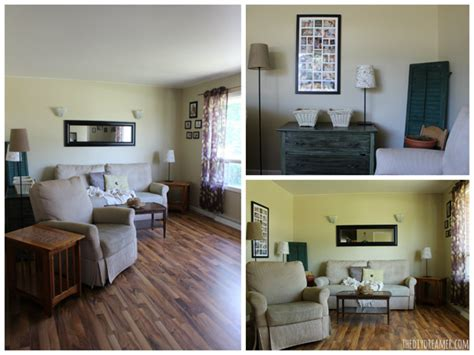 panel perfect diy living room before after quick easy living room makeover ikeamakeover