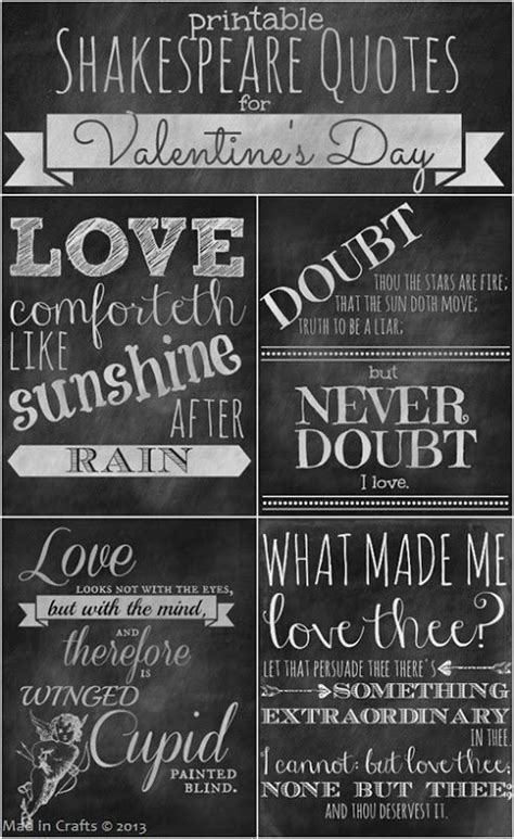 Printable Shakespeare Quotes | printable quotes quotesgram