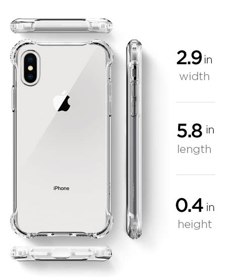 Softcase Spigen Capsule All Type Softrugged Armorcarbonsoftshel iphone x genuine spigen rugged armor slim soft cover for apple ebay