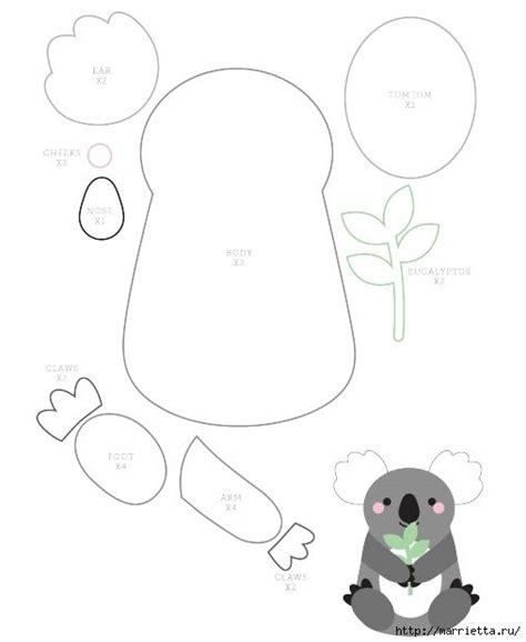 25 Unique Koala Craft Ideas On Pinterest Koala Kids Australia Crafts And Australia Day Craft Koala Template
