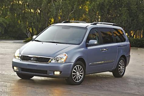 2013 Kia Minivan Us Kia Readies New Minivan After Sedona Exits In 2013