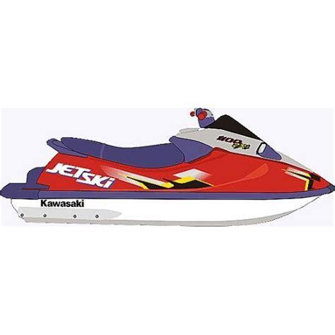 kawasaki 1100 jet ski motor kit adesivo jet ski kawasaki zxi 1100 1996 radical pe 231 as