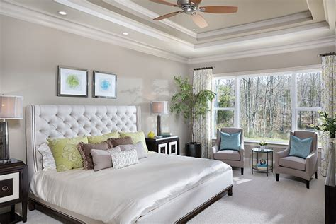 model home bedrooms caswell 1279 bluefield builders
