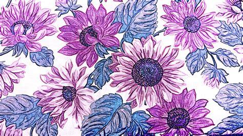 tessuto a fiori illustrazione gratis tessuto fiori floreali design