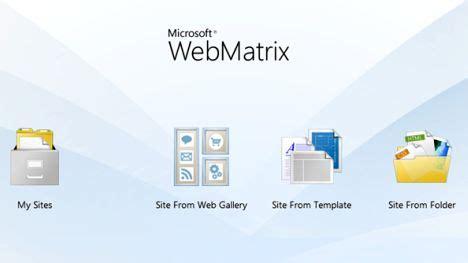 membuat website sendiri dengan xp membuat website sendiri dengan webmatrix beta pusat gratis