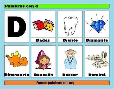 imagenes que empiecen con la letra i mayuscula palabras con d alfabeto abecedario pinterest