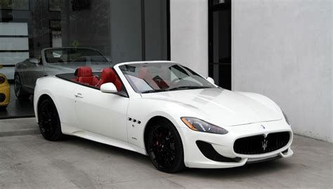 2014 Maserati GranTurismo Sport Stock # 6130 for sale near