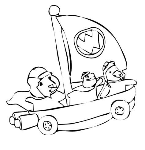 Coloring Pages Wonder Pets | wonder pets coloring pages learn to coloring