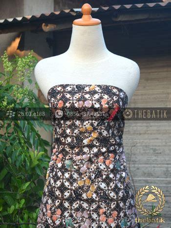 Kain Batik Buket Kawung Jenggot jual kain batik remukan coletan motif kawung thebatik co id