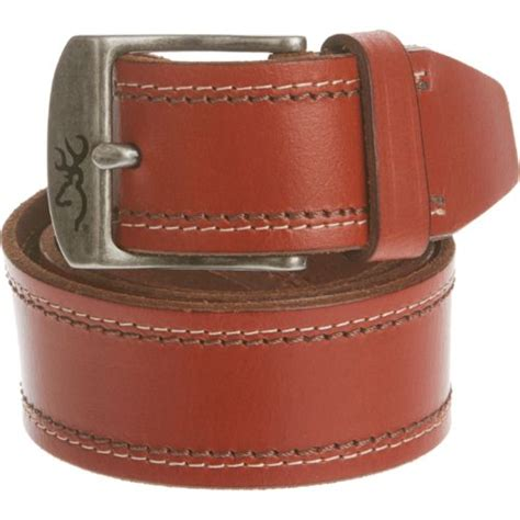 browning s vernal leather belt academy