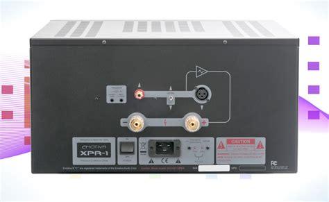 emotiva xpr  monoblock power amplifier hometheaterhificom
