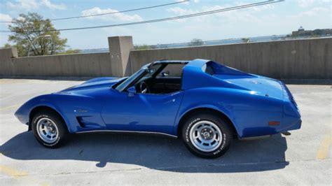1976 corvette stingray t top 1976 stingray corvette t tops ready for summer for