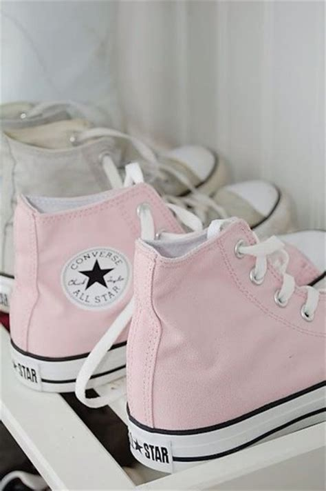 light pink high top converse shoes converse converse high tops light pink baby pink
