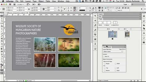 layout view indesign working with liquid layouts in adobe indesign youtube