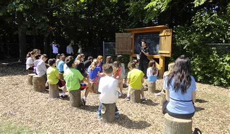 experiential learning takes classrooms outdoors
