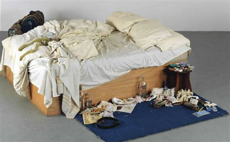 on my bed 187 tracey emin s bed loaned to tate modern ao art observed