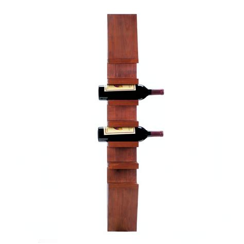 Modern Wall Mounted Wine Rack by Wine Rack For Wall Unique Rustic Decorative Vintage Wine