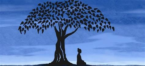 buddha under the bodhi tree trees pinterest bodhi