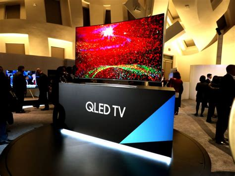 Tv Qled samsung qled tv explained daring design pristine picture more smarts