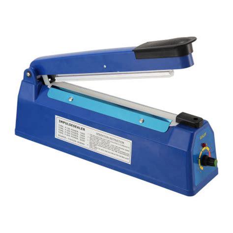 Impulse Sealer 30cm items 12 quot impulse heat poly bag sealer plastic closer machine teflon sealing 30cm wrap