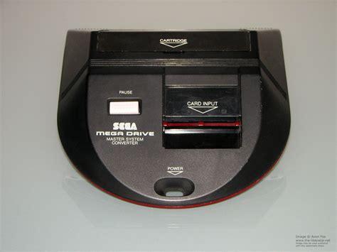 sega genesis master system sega mega drive genesis master system power base