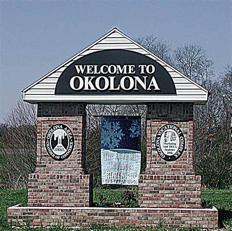 Okolona Post Office by Okolona Ms Latitude 34 Cities