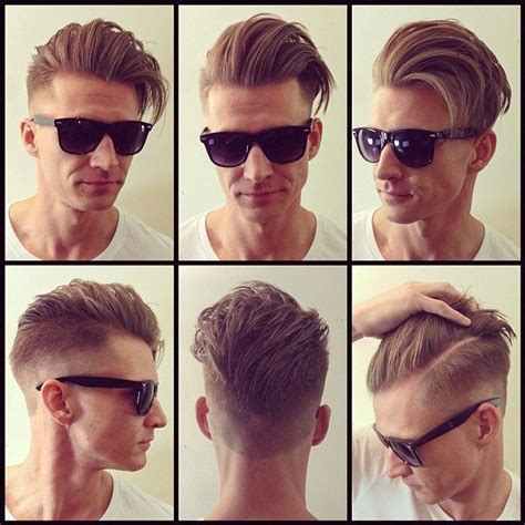 Hairstyles For Hair Only Goes by Undercut Back View
