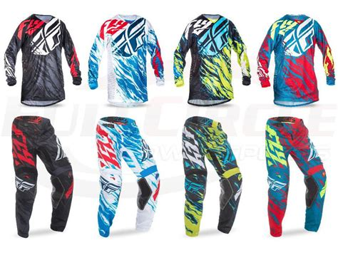 fly racing motocross gear fly racing kinetic relapse jersey pant combo set mx