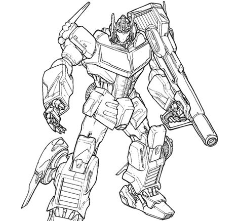 transformers coloring pages with names get this free picture of optimus prime coloring page prmlr