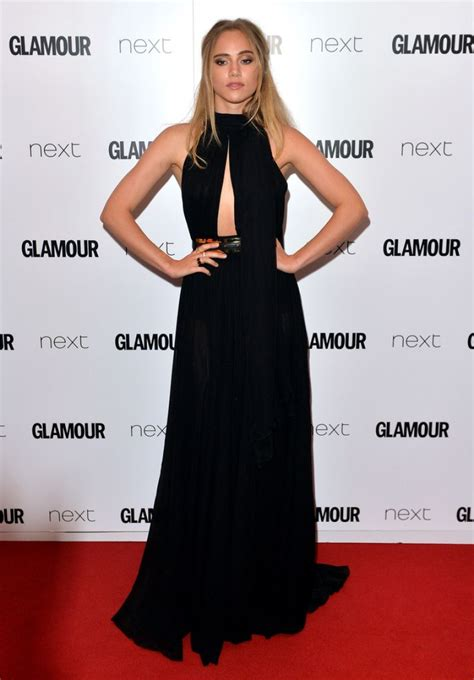 Glamours Of The Year Awards by Suki Waterhouse At Of The Year Awards Celebzz