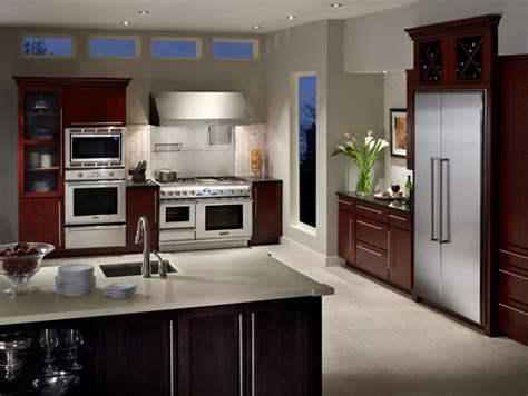 Designed Kitchen Appliances Nj Kitchen Remodeling With Thermador Appliances Design Build Pros
