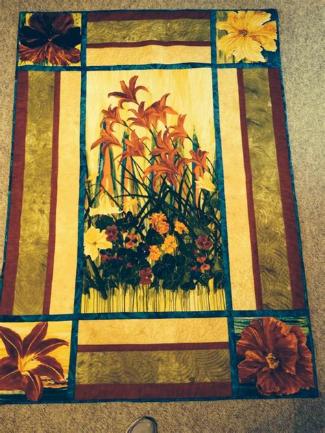 Fabric Panel Quilt Patterns by 165 Best Images About Panel Quilts On Quilt