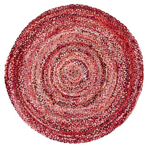 pink braided rug rugs pink braided rug the land of nod