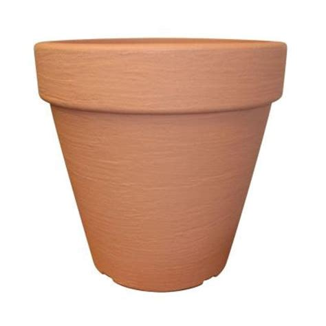 rts home accents 16 in terra cotta flower pot