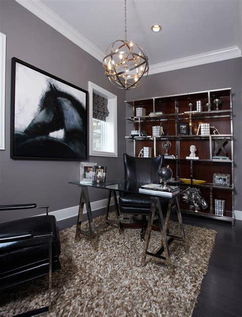 Office Decorators ibb design modern home office dallas by ibb design