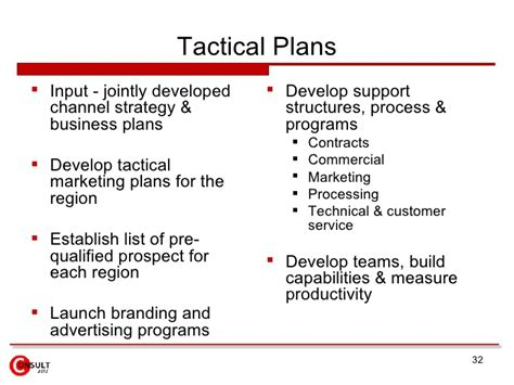 logistics business plan format channel program
