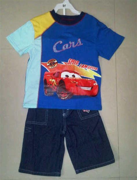 Baju Anak Laki Laki Setelan Turtle Car grosir baju anak baju anak laki