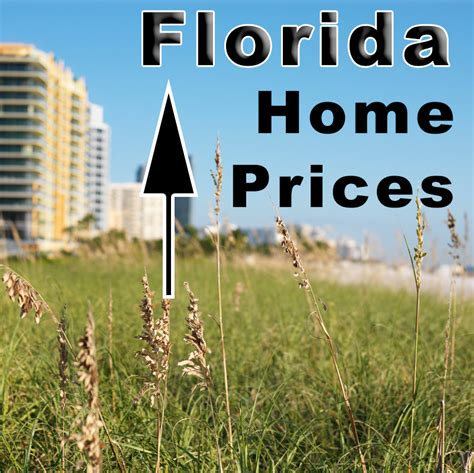 florida home prices up 7 8 percent