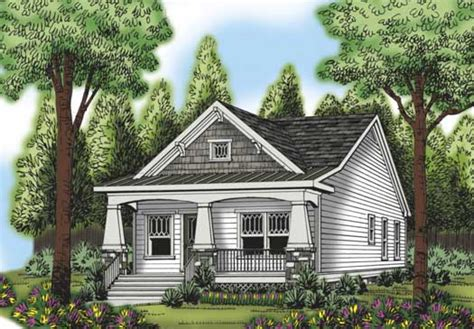 2 Bedroom Craftsman House Plans by Craftsman Style House Plans 966 Square Foot Home 1