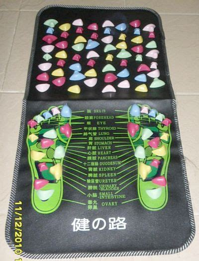 Acupuncture Mat Malaysia by Foot Acupressure Reflexology Mat Moresales