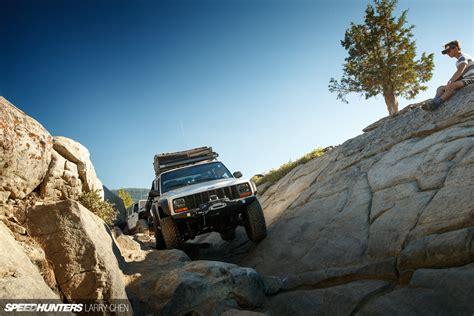 rubicon trail road adventuring on the rubicon trail speedhunters
